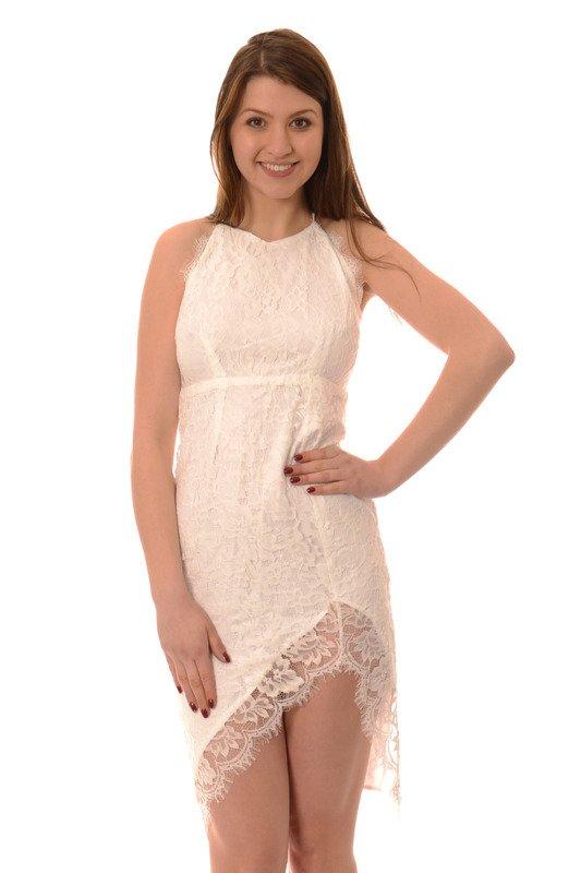 Sukienka Damska Tola Biała